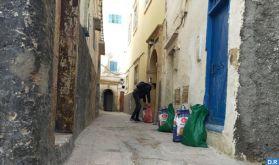 """""""ABOUAB RAMADAN"""" à Essaouira : Une expression éloquente de l'engagement citoyen en faveur d'une solidarité effective"""