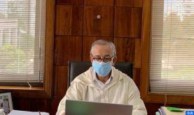M. Farès plaide pour l'adhésion de tous au chantier du Tribunal numérique