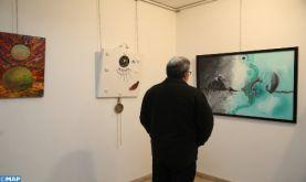 Fès: coup d'envoi du Salon du Maroc des arts plastiques