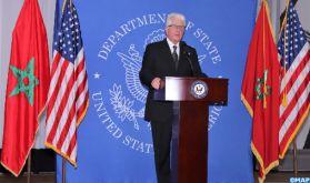 """La reconnaissance de la marocanité du Sahara est un """"développement naturel"""" de la position des administrations US (David Fischer)"""