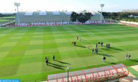 Botola Pro D1 (30è et dernière journée): Le Youssoufia de Berrechid s'impose à domicile face au Difaa d'El Jadida (1-0)