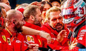 Formule 1: le Grand Prix de Belgique se tiendra le 30 août à huis clos