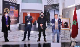 Vernissage à Rabat d'une rétrospective retraçant 50 ans de création artistique de Fouad Bellamine, une première pour un artiste marocain vivant