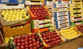 Covid-19: Approvisionnement régulier du marché de gros des fruits et légumes de Fès