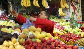 L'approvisionnement du marché national en tout type de fruits se déroule dans des conditions normales