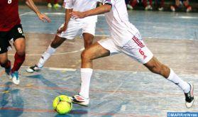 Coupe du monde de futsal (2ème journée/Groupe C) : le Maroc et la Thaïlande font match nul (1-1)