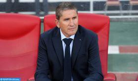 Garrido, entraîneur du WAC : Le Maroc a adopté des mesures importantes avant la propagation du coronavirus