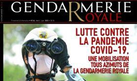 Parution d'un nouveau numéro de la Revue de la Gendarmerie Royale