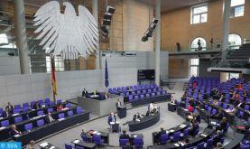 Le Parlement allemand rejette le projet israélien d'annexion de la Cisjordanie occupée