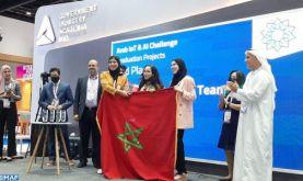 Dubaï: des étudiantes de l'INPT s'adjugent la 2ème place de l'Arab IoT & AI Challenge
