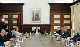 Le Conseil de gouvernement adopte des projets de décret suspendant la perception du droit d'importation sur le blé dur et certaines légumineuses