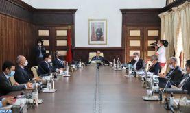 Le Conseil de gouvernement approuve l'accord instituant le partenariat du Royaume du Maroc avec la Grande-Bretagne et l'Irlande du Nord