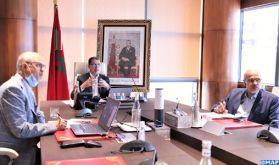 Consultations entre le gouvernement et les professionnels sur la reprise des activités commerciales