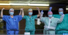 Portugal: 2.161 professionnels de la santé guéris du covid-19 (Sec d'Etat)