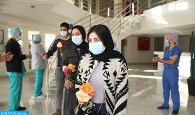 Covid-19: 106 nouvelles guérisons au Maroc, 5.377 au total