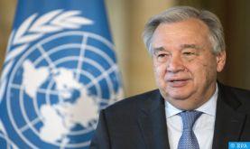 Le SG de l'ONU met en garde contre la montée de la menace terroriste