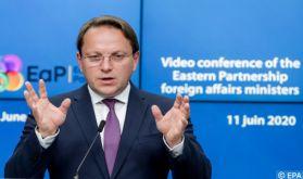 Bruxelles salue la gestion exemplaire par le Maroc de la crise sanitaire de la Covid-19