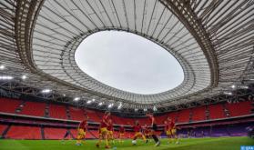 Espagne : Le stade de l'Atletico de Madrid transformé en un centre de vaccination