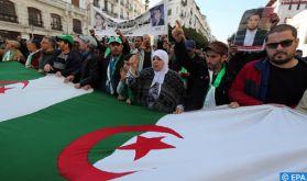"""Une """"véritable guerre"""" est menée contre les libertés fondamentales en Algérie (collectif de partis)"""