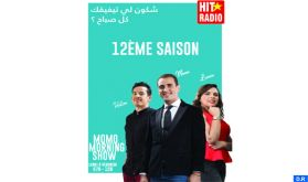 "Hit Radio lance la 12ème saison du ""Momo Morning Show"""