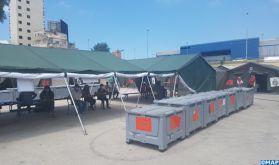 Hôpital militaire marocain à Beyrouth : plus de 51.000 prestations médicales prodiguées