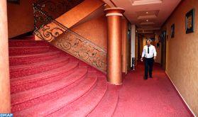 Covid-19 : Des hôtels classés de Meknès mettent à disposition des dizaines de chambres