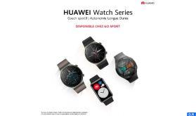 """Huawei lance la commercialisation de ses produits high tech dans les magasins """"GO Sport"""""""
