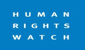 """Rapport-2021 de HRW : Les autorités publiques """"rejettent catégoriquement"""" le chapitre consacré au Maroc"""