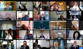 Covid-19: Les ministres de la Culture de l'ICESCO s'engagent à renforcer la place de la culture face aux crises