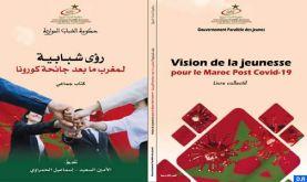 """""""Vision de la jeunesse pour le Maroc post Covid-19"""", un ouvrage collectif du Gouvernement parallèle des jeunes"""