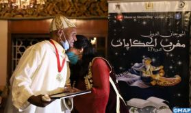 Tomber du rideau sur la 17ème édition du Festival international des Contes