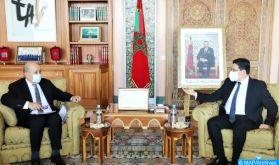La France salue la qualité de la coopération sécuritaire entre Paris et Rabat et réitère son soutien au plan d'autonomie pour le Sahara