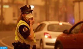 Brume de poussière sans précédent aux Canaries : Las Palmas, ville fantôme pour un jour