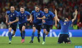 Euro-2020 (demi-finale) : La chance sourit à l'Italie, renaissance de l'Espagne
