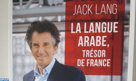 """""""La langue arabe, trésor de France"""", le plaidoyer """"courageux"""" de Jack Lang pour l'enseignement de l'Arabe dans l'Hexagone"""