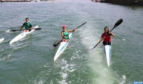 Les canoë-kayaks reprennent de plus belle au Bouregreg