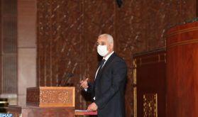 Chambre des conseillers : Les principaux points de la réponse du ministre de la Santé