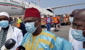 """L'aide médicale marocaine, un témoignage """"fort"""" de la vision de SM le Roi pour une Afrique solidaire (khalife général des tidjanes de Côte d'Ivoire)"""