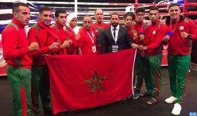 Les kick-boxeurs marocains à la recherche d'alternatives pour briser la monotonie du confinement