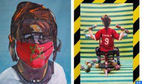 """""""L'art pour l'espoir"""", ou quand la pandémie se transforme en source d'inspiration"""