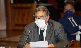M. Laftit: Les nouvelles CINE destinées à répondre aux attentes des citoyens en matière de lutte contre la fraude et l'usurpation d'identité