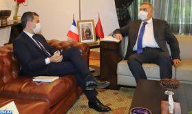 Le Maroc et la France déterminés à renforcer davantage la coopération sécuritaire