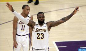 Covid-19: Les Lakers remboursent environ 4,6 millions de dollars d'aides gouvernementales