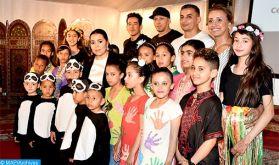 Fonds spécial/Covid-19: La Fondation Lalla Asmae pour Enfants et Jeunes Sourds contribue à hauteur de 200.000 DH
