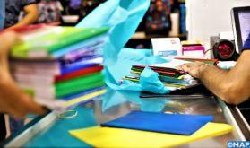 Rentrée scolaire: un marché des manuels en manque de dynamisme à l'ère du Covid-19