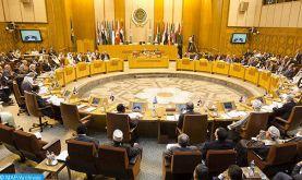 Ouverture des travaux du 155ème Conseil de la Ligue arabe au niveau des ministres des AE, avec la participation du Maroc
