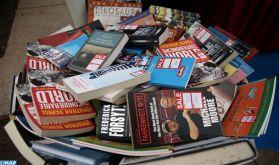 """Dar Bouazza: Lancement de l'initiative """"Une bibliothèque, une famille"""" dans une école primaire"""