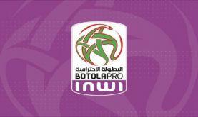 """Botola Pro D2 """"Inwi"""" (6è journée): Classement"""