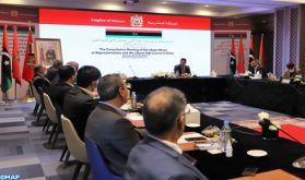 Bouznika: Les parties au dialogue interlibyen conviennent de former des équipes de travail pour prendre des mesures pratiques au sujet des occupants des postes de souveraineté