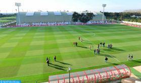 Football : La sélection nationale des joueurs locaux en stage à Maâmora, du 23 au 29 mars